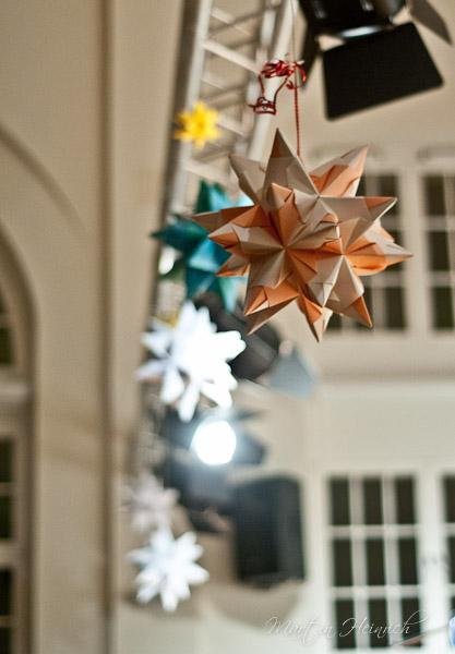 Weihnachtskonzert in der Aula