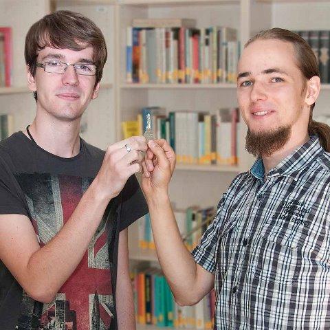 Martin an Felix - Ab Montag betreut Felix die Lesestube