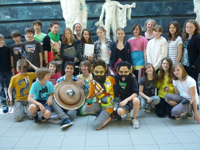 Griechische Antike - zum Anfassen