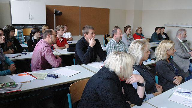 20 Jahre Gesamtschulen in Thüringen - das heißt auch, sich der aktuellen Schullandschaft Thüringens stellen.