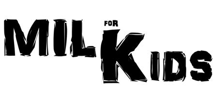 Das Logo der neuen Schülerfirma MilKids