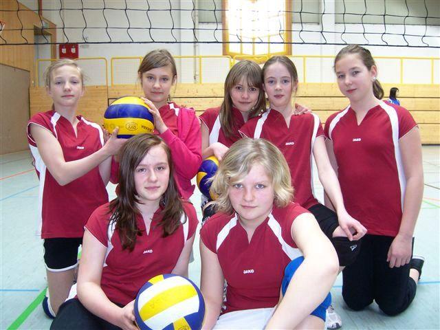 Sportlerinnen der 5. - 7. Klassen unserer Schule waren erfolgreich.
