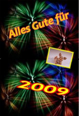 ... wo auch immer Ihr das neue Jahr begrüßt ...