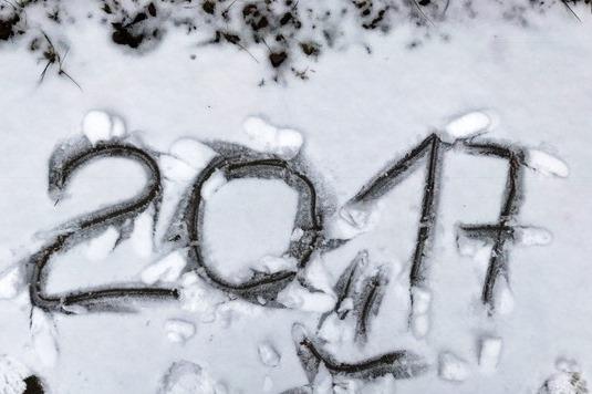 Der Schnee kam leider nicht zu Weihnachten, dafür mit dem neuen Jahr.