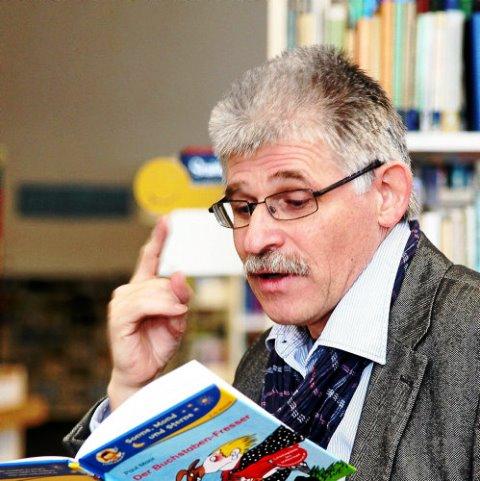 (Foto: TA) Feinfühlig und direkt zugleich - Pro Gesamtschule - Hans-Jürgen Döring