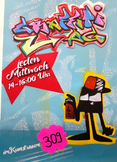 Kreative Graffiti-Künstler gesucht!