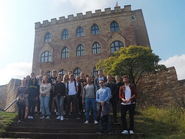 Grüße vom Hambacher Schloss