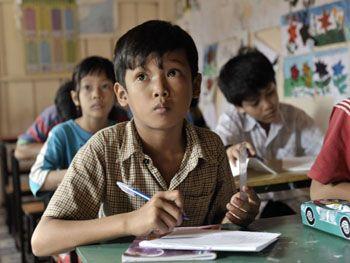 Hilfe für die Kinder in Kambodscha - Wir können dazu beitragen.