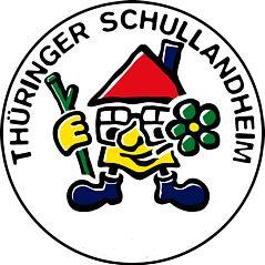Vertrautes Logo in 23 Thüringer Schullandheimen