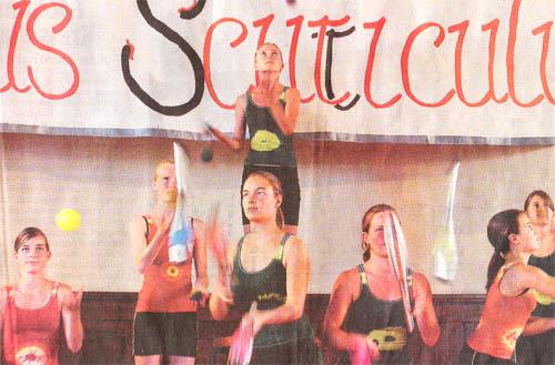 Circus Scurriculum 17.07.2007