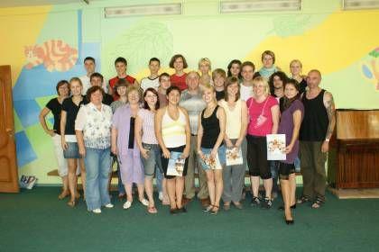 Eines der zahlreichen Fotos aus Wladimir, 2009