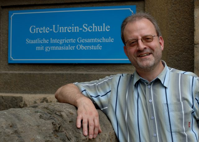 Amtierender Schulleiter: R. Schütz