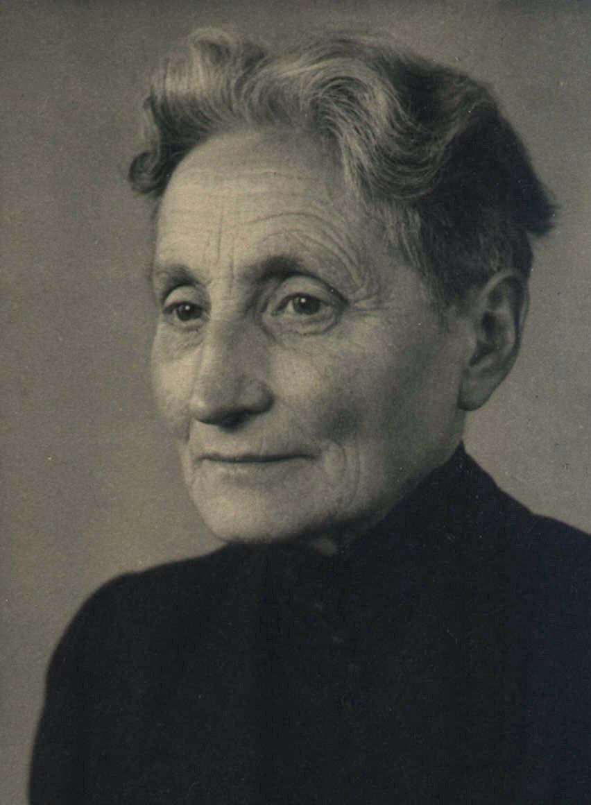 Ist wieder Namenspatronin des Preises für ehrenamtliche Verdienste - Grete Unrein