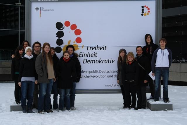 Hautnah an der großen Berliner Politik