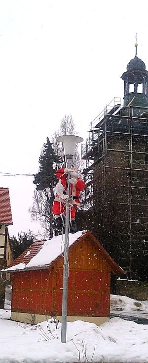 Weihnachten in Sicht!